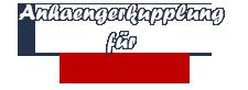 Anhängerkupplung für Piaggio | Beeken-Fahrzeugteile Apen
